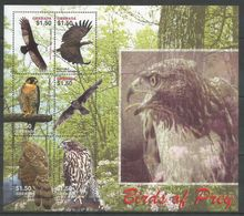 GRENADA - MNH - Animals - Birds Of Prey - Autres