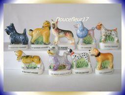 Chiens De Race  ..Lot De 9  ..Ref AFF: 55-1999...(pan 0010) - Animals