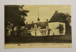 CHANTENAY-SAINT-IMBERT    CHATEAU DE LA PREE      DEPT 58 NIEVRE - France