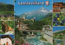 CPM  Lansvillard - Autres Communes
