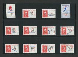TIMBRE- FRANCE - 1992 - Voir Scan - Blocs Souvenir