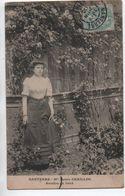 NANTERRE (92) - Mlle RENEE CHAILLOU - ROSIERE DE 1905 - Nanterre