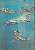 Djibouti - Vue Aérienne Du Port Et L'escale Nautique - Djibouti - Djibouti