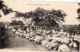 COTE D'IVOIRE ABIDJAN ET SES ENVIRONS L'AISSOUDIOUD DU TABASKI - Ivory Coast