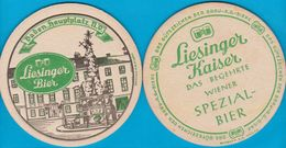 Liesinger Bier  Wien ( Bd 49 ) Österreich - Sotto-boccale