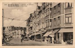 BELGIQUE - FLANDRE OCCIDENTALE - KNOKKE - KNOCKE LE ZOUTE - Avenue Du Littoral - Kustlaan. (n°1230). - Knokke