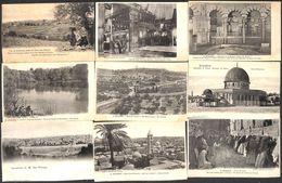 Israel - Jerusalem - Lot Of 17 Postcards - Israel