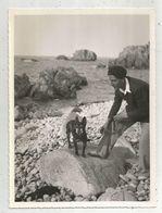 Photographie , 23.5 X 17 , 1934 , ILE DE BREHAT , Côtes D'Armor , Du Nord , 2 Scans,  Frais Fr 1.95 E - Lieux