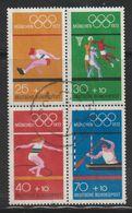 MH 17) BRD H-Blatt 22 O Aus Markenheftchen/ MHB 17 : Olympiamarken 1972, PLZ , 2081 Holm - Markenheftchen