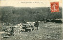 ARLEUF - PANORAMA Du PORT De L' ETANG D' YONNE - BEAU CLICHE RARE - - France