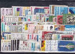 DDR, Sammlung Der Einzelmarken Aus KB,Blocks Und ZD 1970-79, Gest.  (K 1441) - DDR