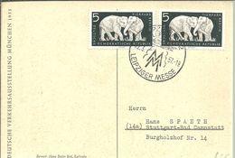 POSTMARKET 1957 - Elefantes