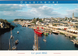 DOUARNENEZ - Le Port Rhû - Douarnenez