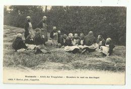 Westmalle   *  Abdij Der Trappisten - Broeders In Rust Na Den Oogst  (Hoelen) - Malle