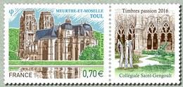 5086  TOUL - Francia