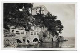 CASTELLO DI PARAGGI - VIAGGIATA FP - Genova