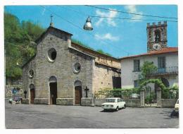 MONTEMIGNAIO - FACCIATA DELLA PIEVE - VIAGGIATA FG - Arezzo