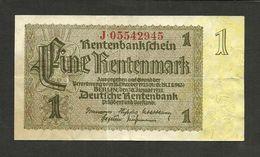 Germany - 1937 - 1 Mark . VF - [ 4] 1933-1945 : Third Reich