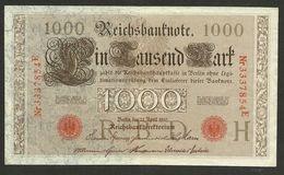 Germany - 1910- 1000 Mark . VF - [ 2] 1871-1918 : German Empire