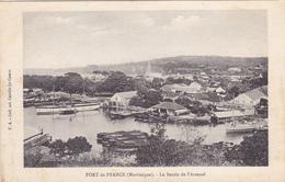 Martinique-le Bassin De L Arsenal - Fort De France