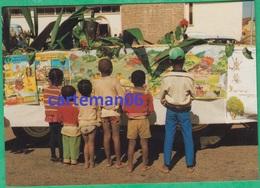 Madagascar - Halte Aux Feux De Brousse - Madagascar
