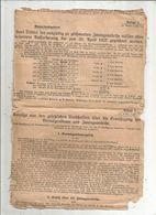 Lettre , Allemagne , 1923 , 60 Timbres , 3 Scans , Publicité - Lettres & Documents