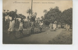 GUINEE FRANCAISE - CONAKRY - Caravane Mandingue - Guinée Française