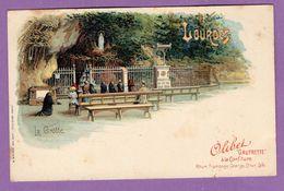 Olibet Gaufrette A La Confiture  Lourdes La Grotte - Lourdes