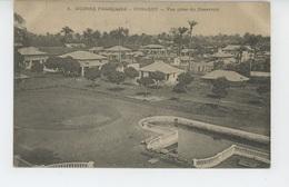 GUINEE FRANCAISE - CONAKRY - Vue Prise Du Réservoir - Guinée Française