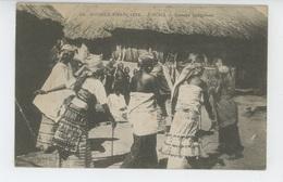 GUINEE FRANCAISE - KINDIA - Danses Indigènes - Guinée Française