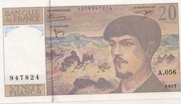20 FRS DEBUSSY  NEUF A 056 1997 - 1962-1997 ''Francs''