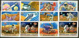 Haiti 1974 MNH Cv Eur Space - Space