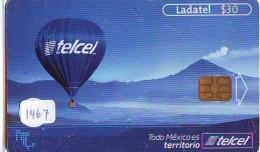 Telecarte  JAPON * SPORT * MONTGOLFIERE (1467) Hot Air Balloon * Ballon * Aerostato  * TELEFONKARTE * PHONECARD JAPAN * - Sport