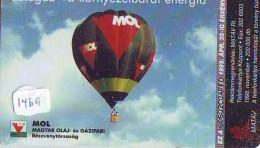Telecarte  JAPON * SPORT * MONTGOLFIERE (1469) Hot Air Balloon * Ballon * Aerostato  * TELEFONKARTE * PHONECARD JAPAN * - Sport