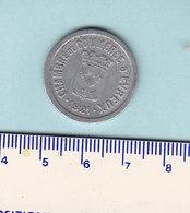 Monnaie Necessité Evreux (27) Eure ..   10 C Chambre De Commerce 1921 - Monetary / Of Necessity