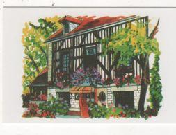 Carte De Visite  NOGENT SUR AUBE RESTAURANT L ASSIETTE CHAMPENOISE Les Anniversaire S De Mariage - Visiting Cards