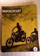 Motocycles Lot De 8 Anciens Magazines 1952/1953 - Auto/Moto