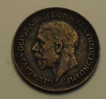 1931 - Grande Bretagne - Great Britain - FARTHING, GEORGE V, KM 825 - 1902-1971 : Post-Victorian Coins