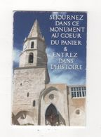 Carte De Visite  MARSEILLE JARDIN VIEUX PORT PANIER Bed Breakfast Suites Garden - Visiting Cards