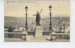 BELGIQUE - VERVIERS - Panorama Pris De L'escalier De La Paix - Verviers