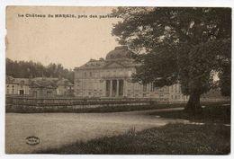 LE CHATEAU DU MARAIS PRIS DES PARTERRES - Saint Cheron