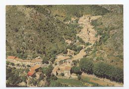 35--SAINT GUILHEM LE DESERT - VUE AERIENNE - NON ÉCRITE -Scan Recto-verso-A8 - France