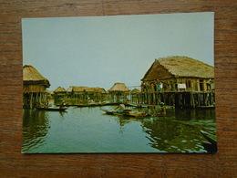 Bénin , Cité Lacustre De Ganvié - Benin