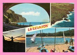 CPM  L ILE DE LA REUNION  La Route En Corniche... - La Réunion
