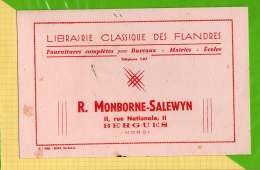 BUVARD & Blotting Paper  : Librairie MONBORNE BERQUES - Papeterie