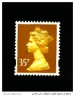 GREAT BRITAIN - 1993  MACHIN  35p.  PCP  MINT NH  SG Y1699 - 1952-.... (Elisabetta II)