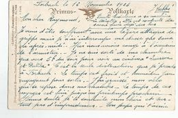Carte A Identifier Sonnwendfeuer Ecrite A Forbach Carte Allemande - A Identifier