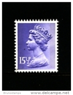GREAT BRITAIN - 1980  MACHIN  15 1/2p.  2B   MINT NH  SG X907 - Machins