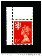 GREAT BRITAIN - 1988  SCOTLAND  19 P.  2 BANDS  MINT NH   SG  S63 - Regionali
