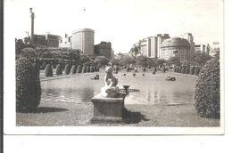 RIO DE JANEIRO,PRACA PARIZ.viaggiata--1952-fp-n.4744 - Rio De Janeiro